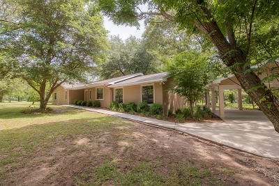 Biloxi Single Family Home For Sale: 12280 Harrison Tower Rd
