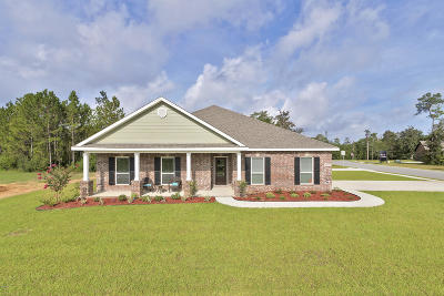 Gulfport Single Family Home For Sale: 10646 Sweet Bay Dr
