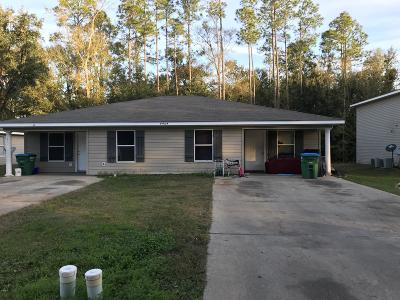 Gulfport Multi Family Home For Sale: 4404 30 1/2 St