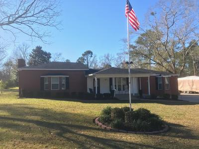 Biloxi Single Family Home For Sale: 16005 Peapatch Rd