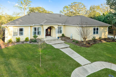 Pass Christian Single Family Home For Sale: 106 Fairway Dr