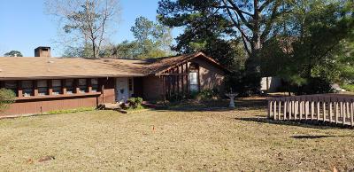 Diamondhead Single Family Home For Sale: 5431 E Diamondhead Dr
