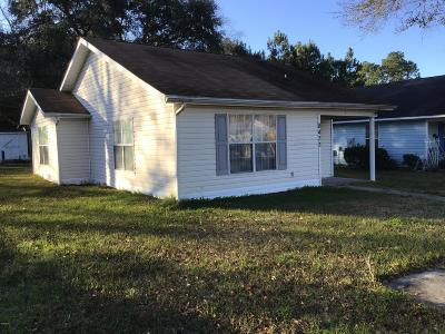 Gulfport Single Family Home For Sale: 8433 S Carolina Ave