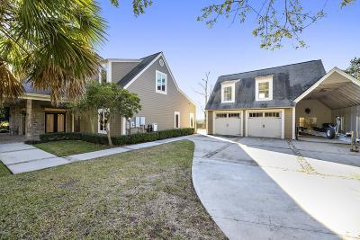 Ocean Springs Single Family Home For Sale: 9621 Oak Crest Ln