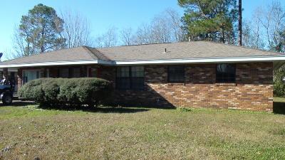 Gulfport Single Family Home For Sale: 911 Hemlock Rd