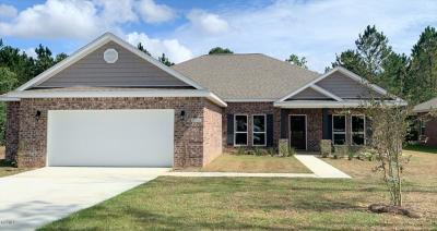 Gulfport Single Family Home For Sale: 10765 Chapelwood Dr