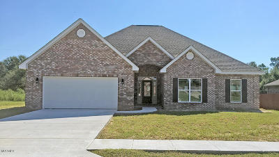 Gulfport Single Family Home For Sale: 10652 Harvest Dr
