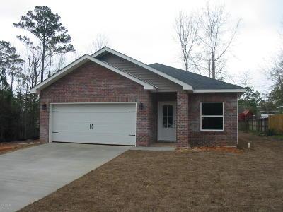 Diamondhead Single Family Home For Sale: 9528 Laa La Pl
