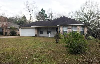 Ocean Springs Single Family Home For Sale: 8821 Live Oak Ave