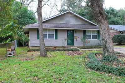 Gulfport Single Family Home For Sale: 2513 Bullis Ave