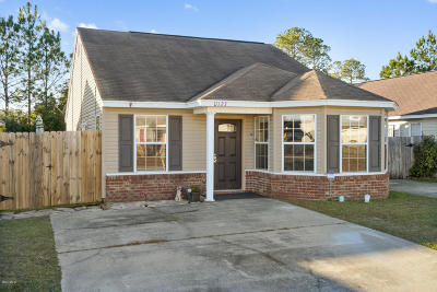 Gulfport Single Family Home For Sale: 11123 Dede Dr
