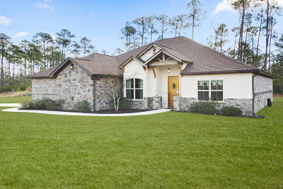 Ocean Springs Single Family Home For Sale: 6401 Palmetto Pointe Dr