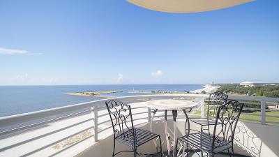 Biloxi Condo/Townhouse For Sale: 2060 Beach Blvd #904