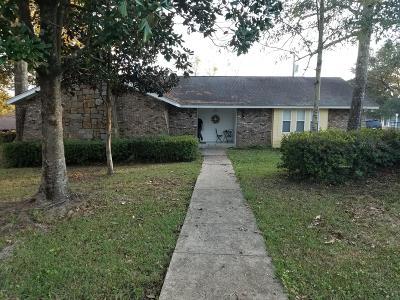 Diamondhead Single Family Home For Sale: 88391 E Diamondhead Dr