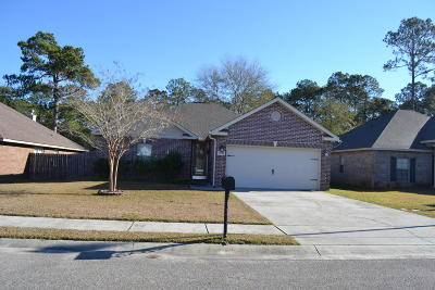 Gulfport Single Family Home For Sale: 13709 Windwood Dr