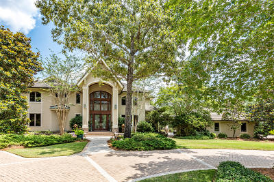 Ocean Springs Single Family Home For Sale: 3614 Perryman Rd