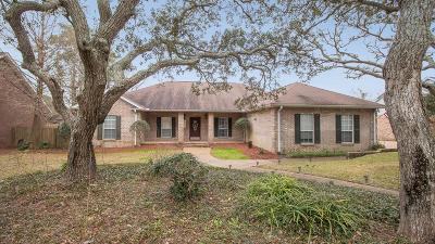 Biloxi Single Family Home For Sale: 2559 Spring Ridge Dr