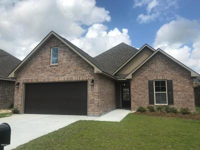 Ocean Springs Single Family Home For Sale: 462 Palm Breeze Dr