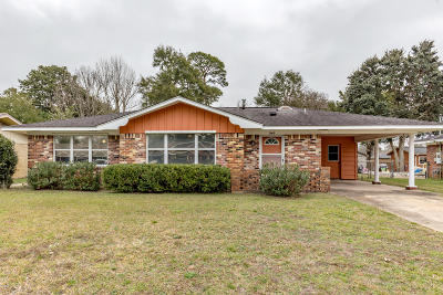 Biloxi Single Family Home For Sale: 342 Greenwood Dr