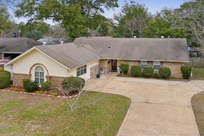 Gulfport Single Family Home For Sale: 7 Palmer Pl
