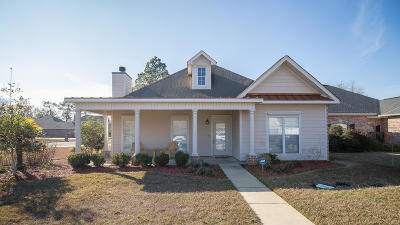 Gulfport Single Family Home For Sale: 11569 Briarstone Pl