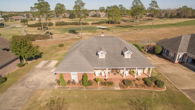 Gulfport Single Family Home For Sale: 19437 Champion Cir