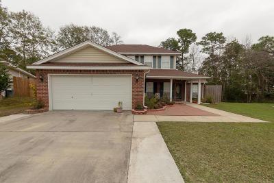 Biloxi Single Family Home For Sale: 1586 Knoll Ct