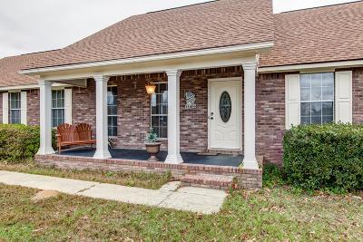 Biloxi Single Family Home For Sale: 15406 Village Dr