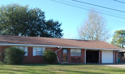 Biloxi Single Family Home For Sale: 829 Rustwood Dr