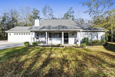 Diamondhead Single Family Home For Sale: 6810 Oahu Ct