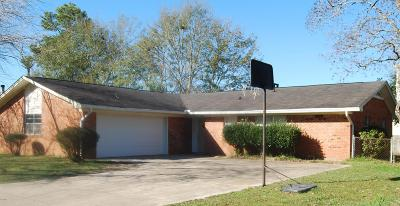 Biloxi MS Single Family Home For Sale: $135,000