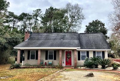 Diamondhead Single Family Home For Sale: 5423 Kaiki Drive