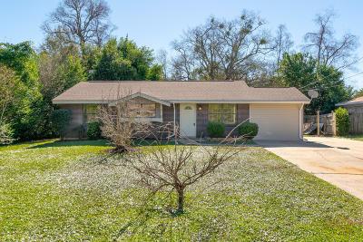 Gulfport Single Family Home For Sale: 2114 Boardman Blvd