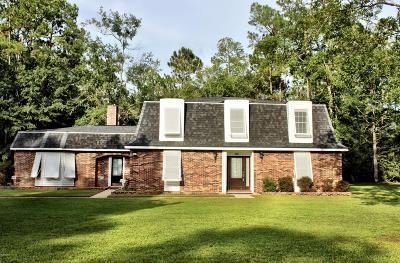 Diamondhead Single Family Home For Sale: 6541 Kiko Street