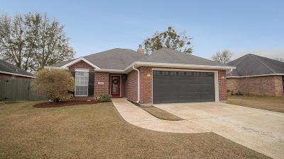 Gulfport Single Family Home For Sale: 13065 Jordan Pl