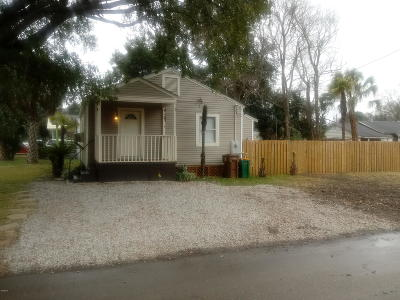 Biloxi MS Single Family Home For Sale: $84,900