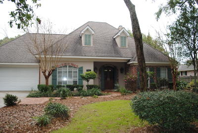 Biloxi Single Family Home For Sale: 2012 Arbonne Ct