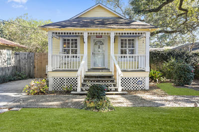 Gulfport Single Family Home For Sale: 1618 18th Ave