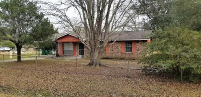 Biloxi MS Single Family Home For Sale: $120,000