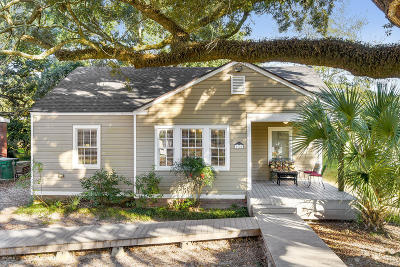 Gulfport Single Family Home For Sale: 1626 18th Ave