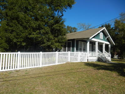 Gulfport Single Family Home For Sale: 3106 11th St