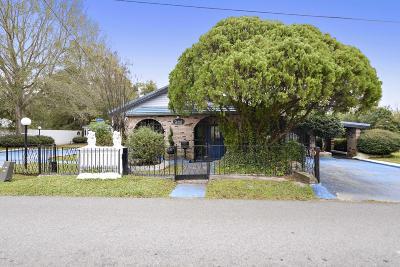 Ocean Springs Single Family Home For Sale: 818 Handy Ave