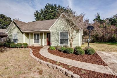 Gulfport Single Family Home For Sale: 2344 Gulf Ave