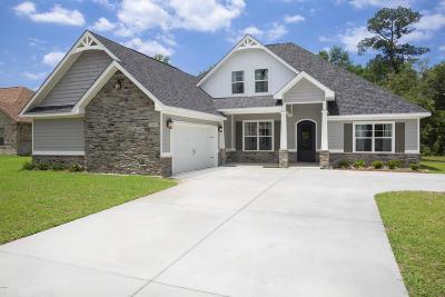 Gulfport Single Family Home For Sale: 13445 Harper Ct