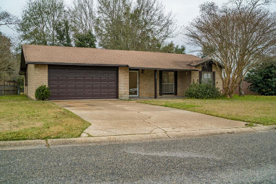 Gulfport Single Family Home For Sale: 15410 N Parkwood Dr