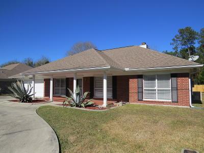 Diamondhead Single Family Home For Sale: 6479 Kalipekona Way