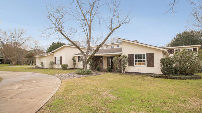 Long Beach Single Family Home For Sale: 5111 Ashley Ln