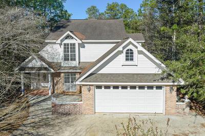 Diamondhead Single Family Home For Sale: 72676 N Diamondhead Dr