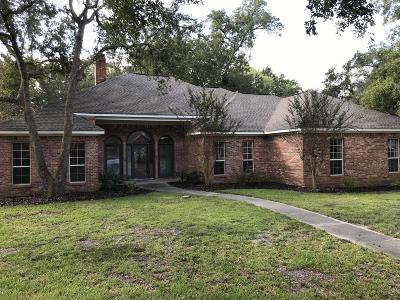 Ocean Springs Single Family Home For Sale: 13809 Plano Rd