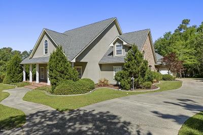 Diamondhead Single Family Home For Sale: 658 Hanauma Ct